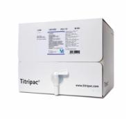 MERCK 109060 Hydrochloric acid c(HCl) = 0.1 mol/l (0.1 N) Titripur® Reag. Ph Eur,Reag. USP 10 L